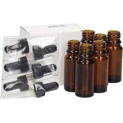 Prazne bočice i pipete - Set od 6 komada bočica i pipeta