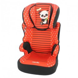 NANIA autosjedalica grupa 2/3 Befix sp panda red 798246