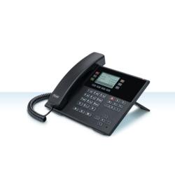 Auerswald COMfortel D-100 IP phone Black Wired handset LCD 3 lines