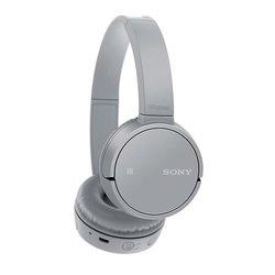 Sony bežične slušalice BT&NFC, sive