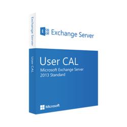 Exchange server 2013 Standard User CAL, elektronska licenca
