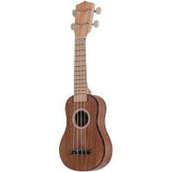MSA Musikinstrumente Sopran ukulele, prirodna boja