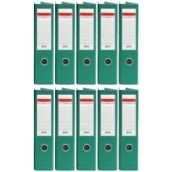 Arhivar QBO A4/75 (zelena), samostojeći, 10 komada