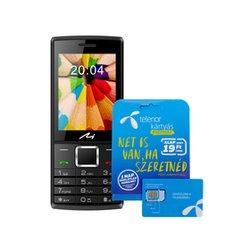 Navon Classic L mobitel odvisen od operaterja, érn + Telenor Expressz kartica