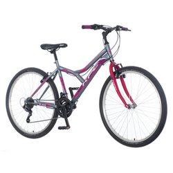 KPC Daisy 26 ženski MTB bicikli, grafit