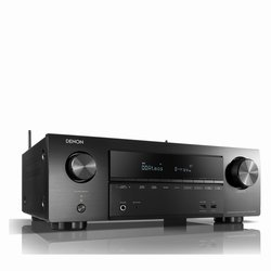 DENON AV receiver AVR-X1500H, črn
