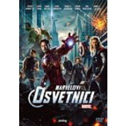 Kupi Osvetnici (The Avengers DVD)