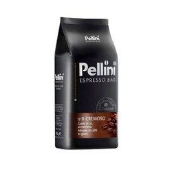 Pellini Espresso Bar Cremoso N 9., 1 kg, zrnková káva