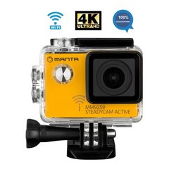 MANTA športna kamera MM9259 STEADYCAM AC