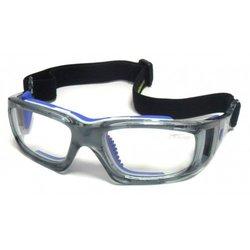 Sportski okvir za naočare JH811 L providno sivo-plavi
