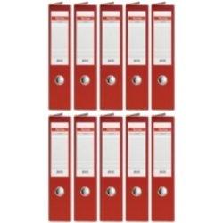 Arhivar QBO A4/50 (crvena), samostojeći, 10 komada