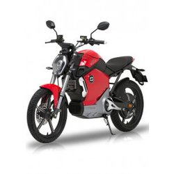 Super Soco motocikli TS1200R Electric Motorcycle Red