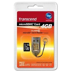 Micro SD 4GB Class 6 i SD Adapter