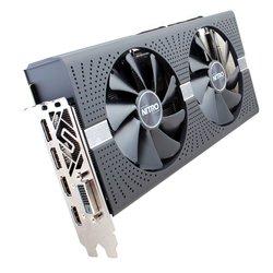 SAPPHIRE grafična kartica Nitro+ Radeon RX 580 OC 8GB GDDR5 lite (11265-01-20G)