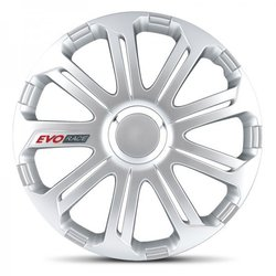 AUTOSTYLE naplatci EVO Race Silver 15
