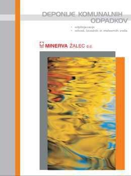 Minerva Žalec katalog
