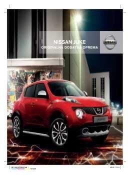 Nissan katalog - Juke