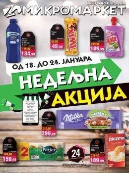 Mikromarket letak