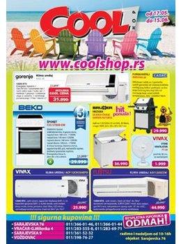 Cool Shop katalog