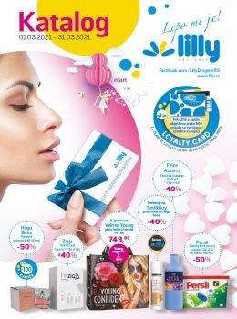 Lilly katalog