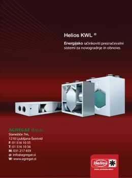 Helios KWL katalog - prezračevalne naprave