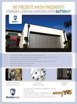 Guttomat katalog - garažna vrata