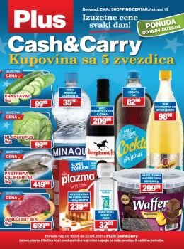 Plus Cash&Carry katalog