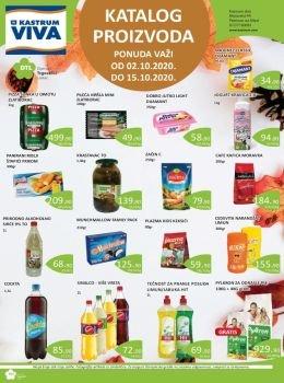 Kastrum Viva katalog