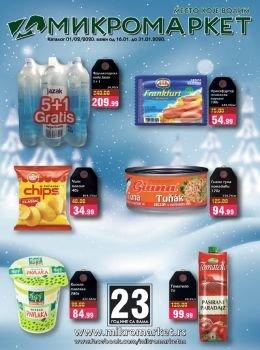 Mikromarket katalog