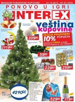 Interex katalog