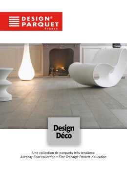 Design Parquet katalog