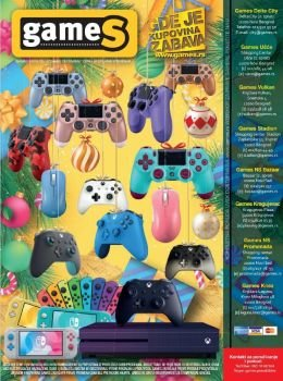 GameS katalog