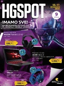 Hgspot katalog
