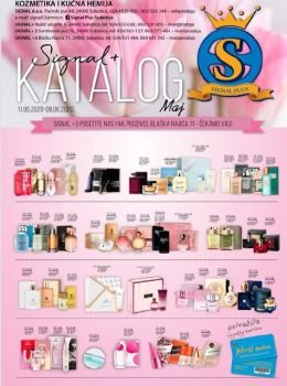 Signal Plus katalog