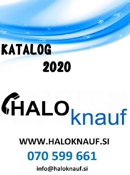 HALO knauf katalog