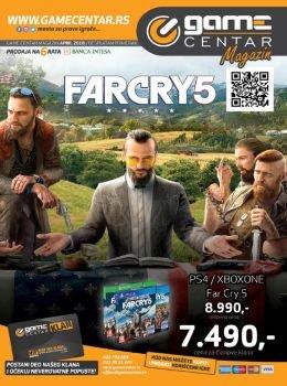 Game Centar katalog