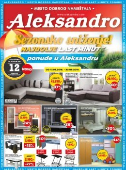 Aleksandro katalog
