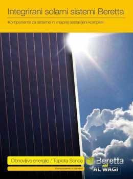 Beretta katalog - Solarni sistemi