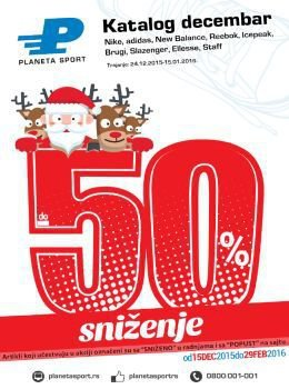 Planeta Sport katalog