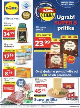 Lidl katalog