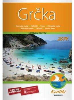 Kon Tiki Travel katalog