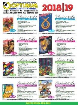 Optimum katalog