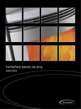 TermaTech katalog - kamini na drva