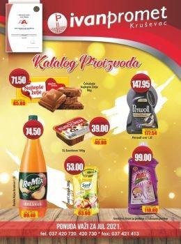 Ivan Promet katalog