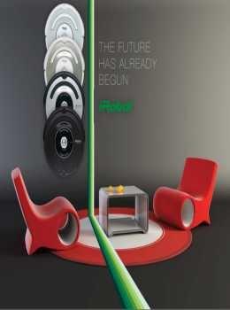 iRobot katalog - robotski sesalniki