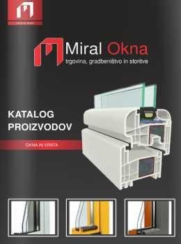 Miral okna katalog - okna, vrata