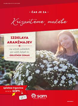 SAM katalog