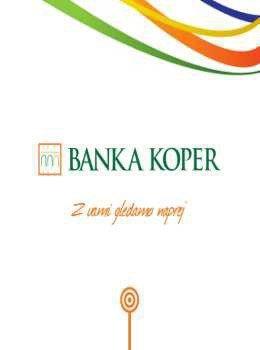 Banka Koper katalog