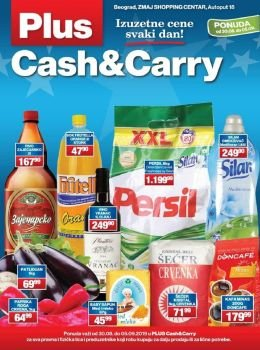 Plus Cash & Carry katalog