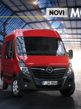 Opel katalog